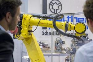 Rotec SMCРоботизираните системи ще са акцент на Motek 2016