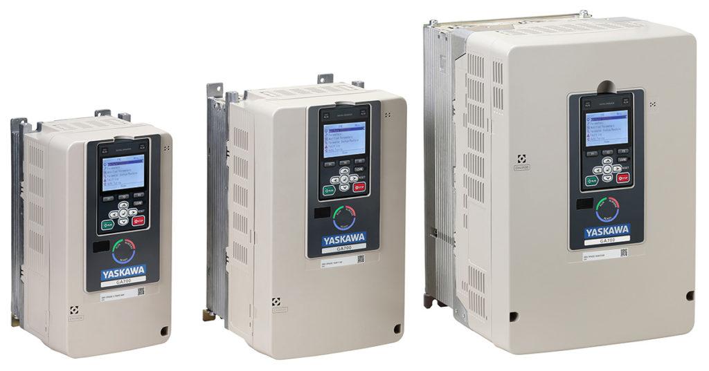Новият честотен инвертор GA700 на YASKAWA